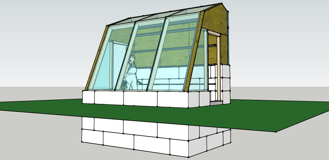 All Season Micro Greenhouse