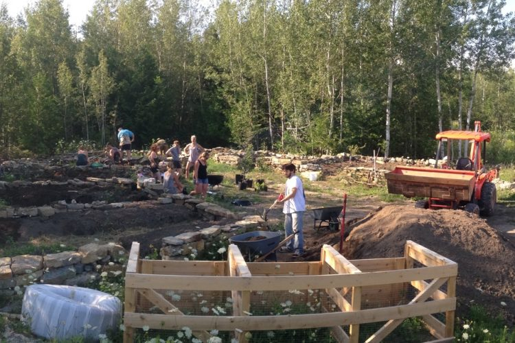 Become a Member of the NEMI Community Garden!